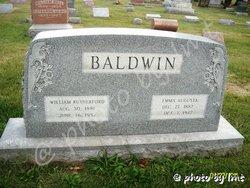Emma Augusta <i>Bell</i> Baldwin