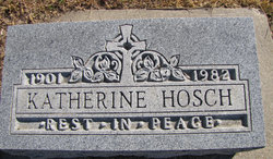 Katherine E Hosch