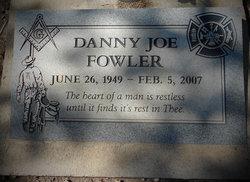 Danny Joe Fowler