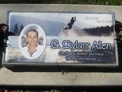 G. Skylarr Allen