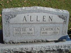 Clarence Nelson Allen
