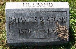Charles W Apgar
