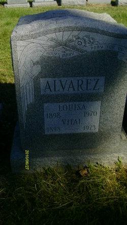 Louisa Alvarez