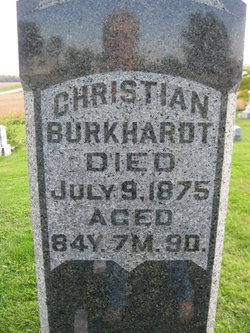 Christian Burkhardt