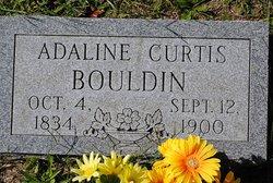 Adaline <i>Curtis</i> Bouldin