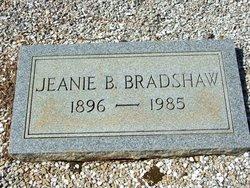 Jeanie Brunetti <i>Busha</i> Bradshaw