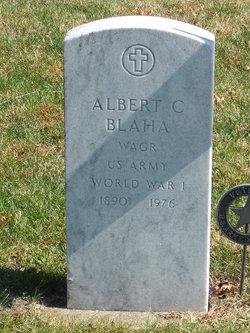 Albert C. Blaha