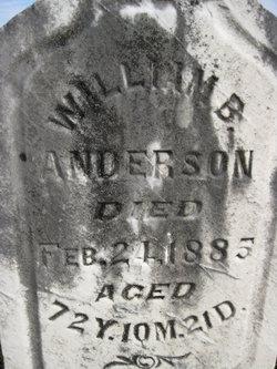 William Barber Anderson