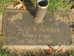 Ruth <i>Porter</i> Atwood