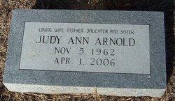 Judy Ann Arnold