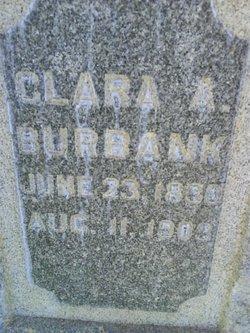 Clara A. Burbank