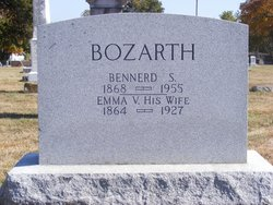 Bernard Smith Bozarth