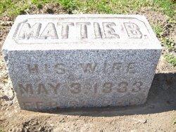 Mattie B Alexander