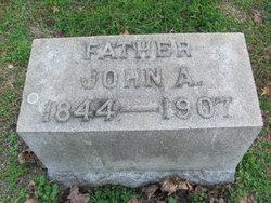 John A Hocker
