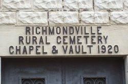 Richmondville Cemetery