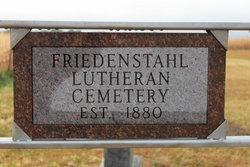 Friedensthal Cemetery
