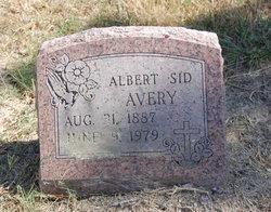 Albert Sid Avery
