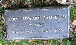 Darryl Edward Camber, Sr