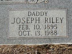 Joseph Riley Tidmore