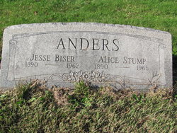 Alice <i>Stump</i> Anders