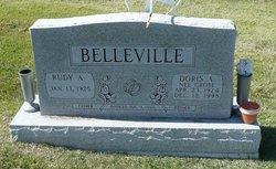 Doris Ann <i>Grobe</i> Belleville