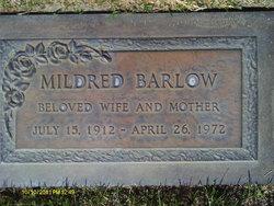 Mildred Tootsie <i>Henderson</i> Barlow