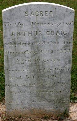 Arthur Craig