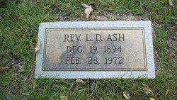 Rev. L D Ash