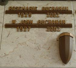 W. John Buchanan