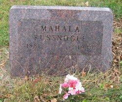 Mahala <i>Seals</i> Russnogle
