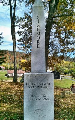 George Goldenhawk Sizemore