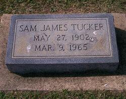 Sam James Tucker