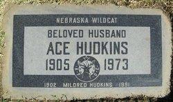 Ace The Nebraska Wildcat Hudkins