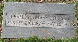 Charles Thomas Johnson