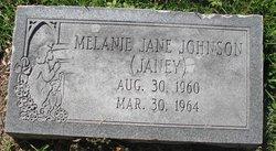 Melanie Jane Janey Johnson