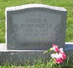 Lester Merrell Burnworth