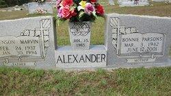 Denson Marvin Alexander