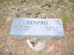 Levada <i>West</i> Renfro