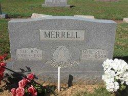 Myrl Ruth <i>Reed</i> Merrell