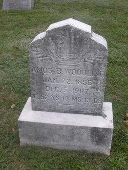 Amos B Woodling