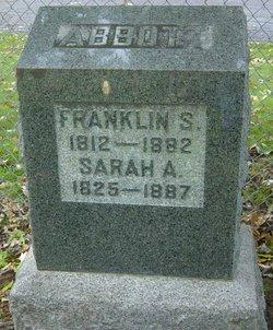 Sarah A. Abbott