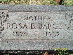 Rosa <i>Bell</i> Barger
