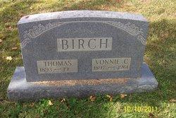 Vonnie C. <i>Burnett</i> Birch