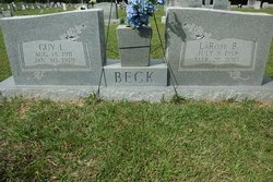 Hazel LaRose <i>Boyd</i> Beck