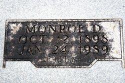 Monroe D. Jett