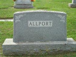 Mrs Laura Susan <i>Jones</i> Allport