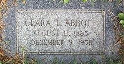 Clara <i>Link</i> Abbott