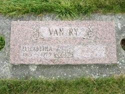 Elizabeth A. <i>Adema</i> Van Ry