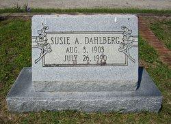 Susie A Dahlberg