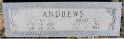 Vinita <i>Crawford</i> Andrews